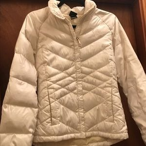 White/off white aconcagua jacket